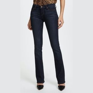PAIGE Manhattan Boot Cut Jeans Armstrong 24